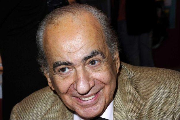 Pierre Bénichou en 2011.