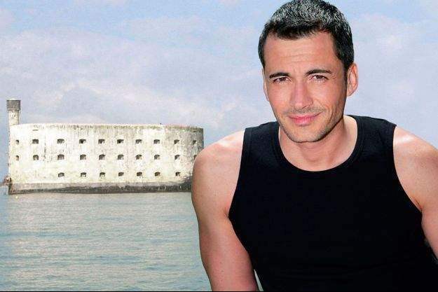 """Olivier Minne, le présentateur de """"Fort Boyard""""."""