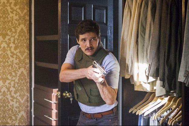 """Pedro Pascal ne sera pas présent dans la saison 4 de """"Narcos""""."""