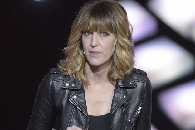 Daphné Burki lors des Victoires de la musique 2019.