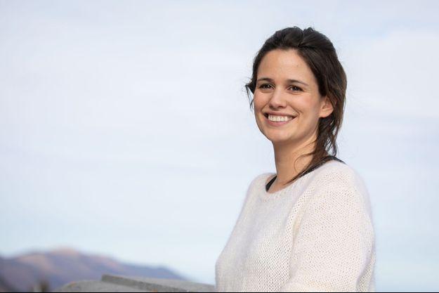 Lucie Lucas en février 2020.