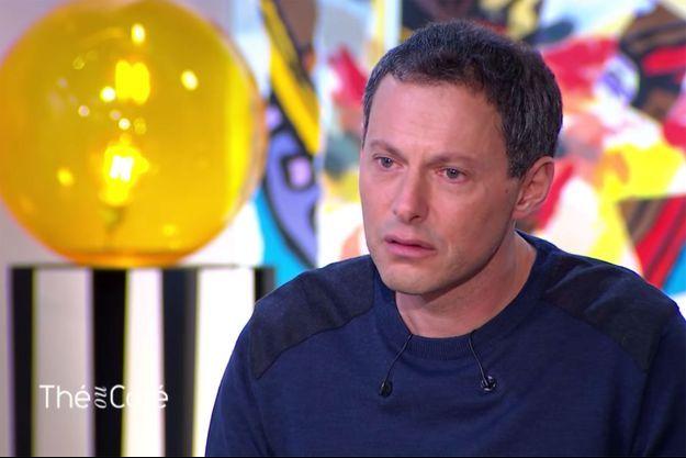 """Marc-Olivier Fogiel dans """"Thé ou Café"""" le 3 novembre 2018"""