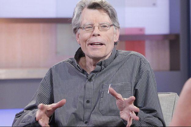 Stephen King en 2015.
