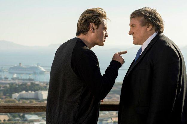 Benoît Magimel et Gérard Depardieu.