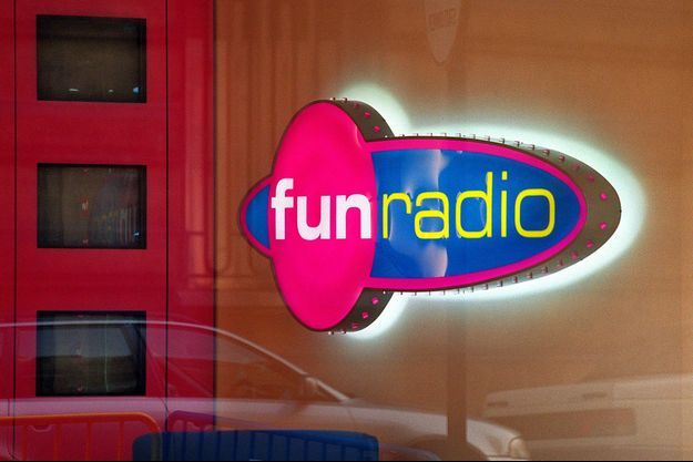 Le logo de Fun Radio.