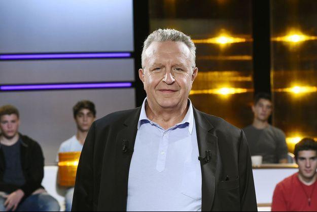 Michel Field en septembre 2014.