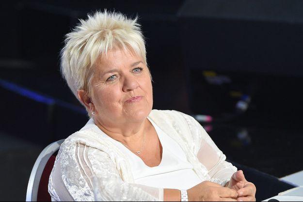 Mimie Mathy en 2018.