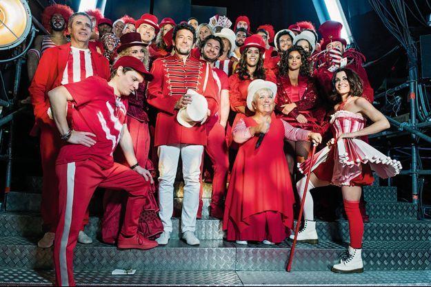 Le spectacle des Enfoirés a été diffusé vendredi soir sur TF1.