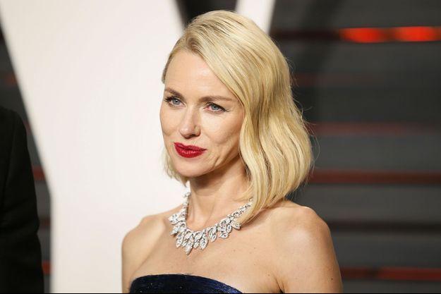 Naomi Watts aux Oscars en février dernier.