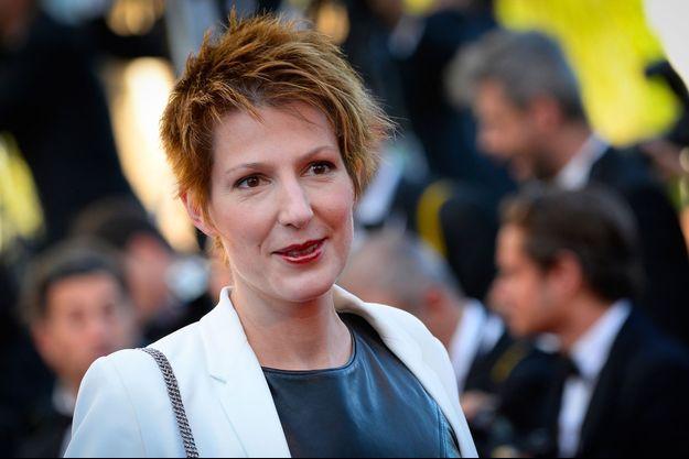 Natacha Polony à Cannes en mai dernier.