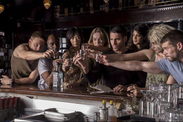"""Le casting de """"Sense8""""."""