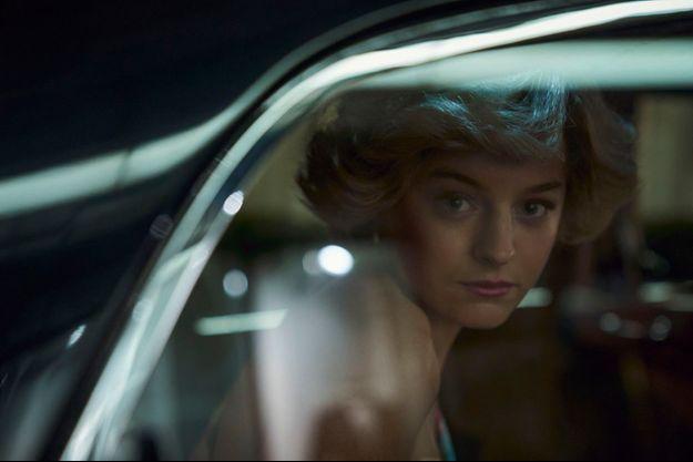 """Emma Corrin joue la princesse Diana dans la saison 4 de """"The Crown""""."""