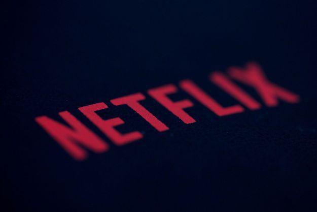 Le logo de Netflix;