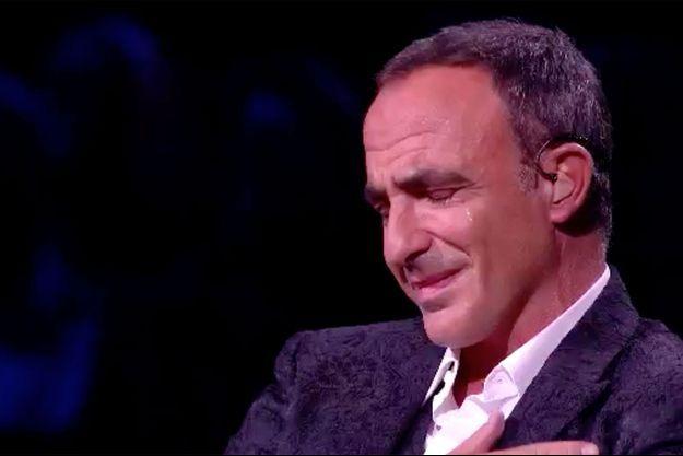 """Nikos Aliagas sur le plateau de """"«La chanson secrète"""", samedi sur TF1."""