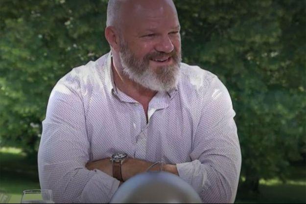 "Philippe Etchebest dans ""Objectif Top Chef""."