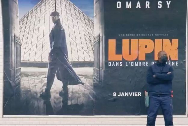 Omar Sy dans le métro parisien... incognito.