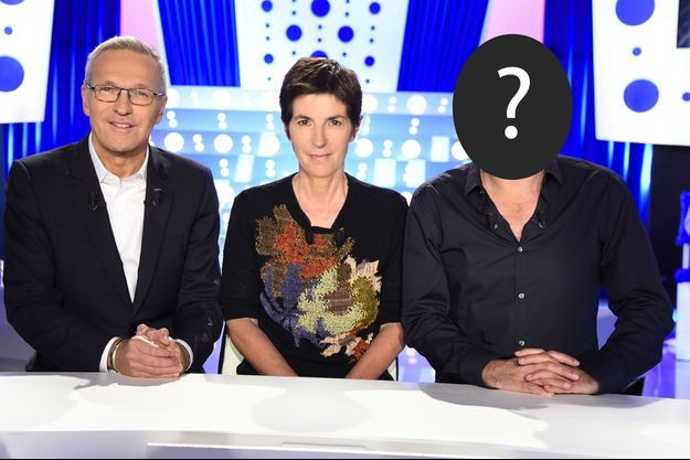 Laurent Ruquier, Christine Angot et Yann Moix.