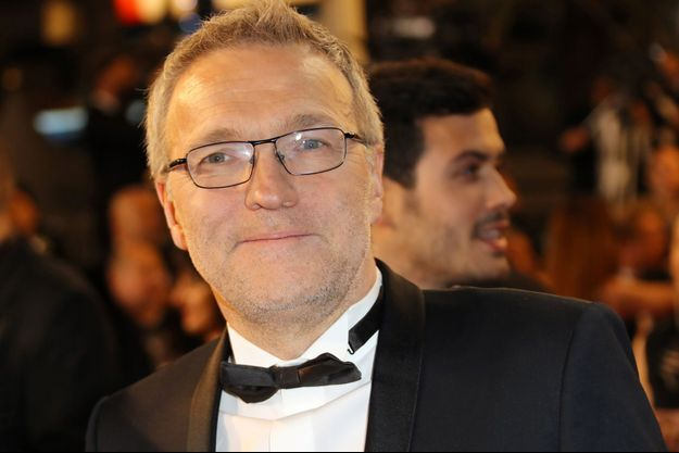 Laurent Ruquier, ici au festival de Cannes 2016.