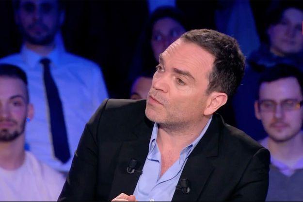 """Yann Moix a fait son mea culpa vis-à-vis des petits candidats samedi sur le plateau d'""""ONPC""""."""