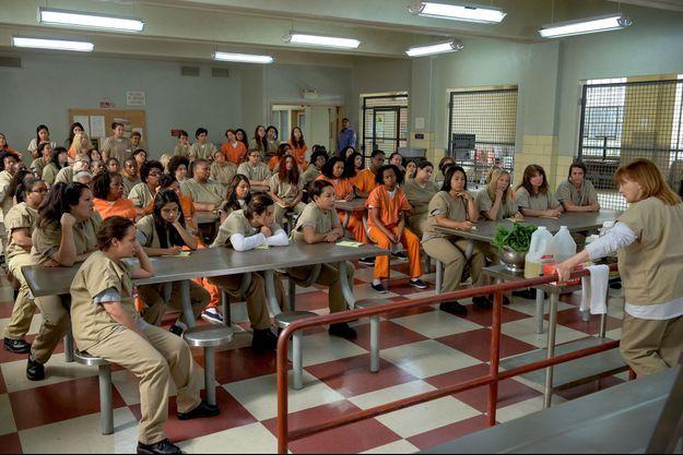 """La saison 4 d'""""Orange is the new black"""" débute vendredi sur Netflix."""