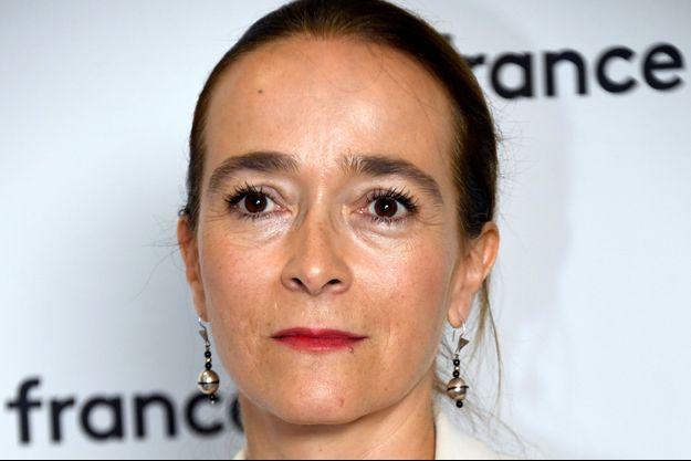 Delphine Ernotte le 23 août dernier, à Paris.