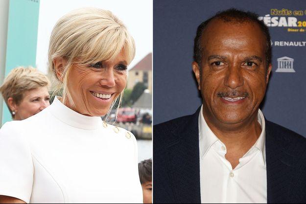 Pascal Légitimus raconte les coulisses de la prestation de Brigitte Macron dans la série de France 2 «Vestiaires».