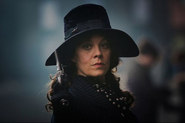 "Helen McCrory dans le rôle de Polly Gray de ""Peaky Blinders""."