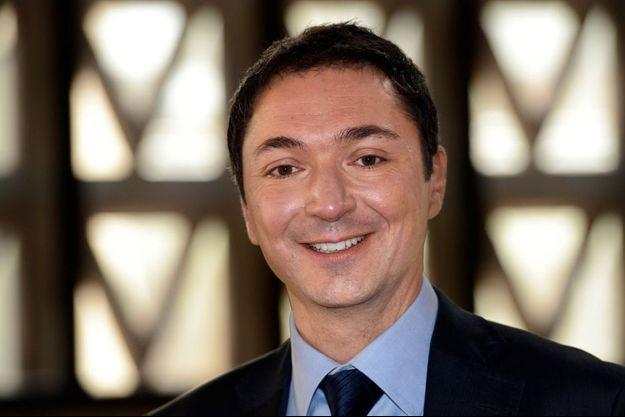 Philippe Verdier en 2013