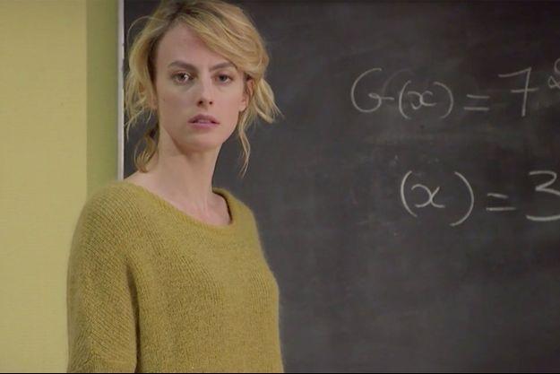 Le personnage de Coralie a été victime d'un viol conjugal durant l'épisode de jeudi.