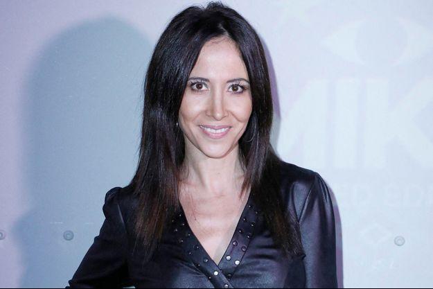 Fabienne Carat, en octobre, à Paris.