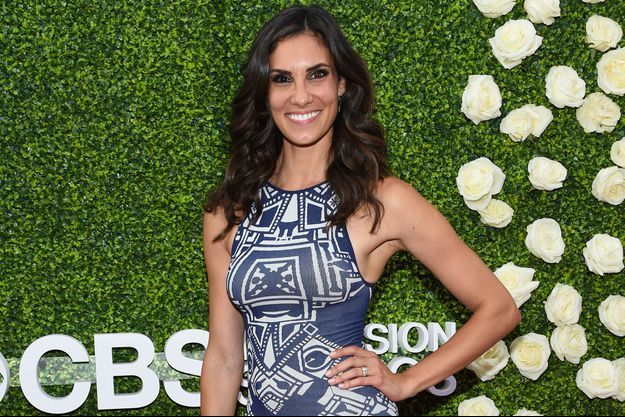 Daniela Ruah à la soirée CBS Summer 2017, le 1er août dernier.