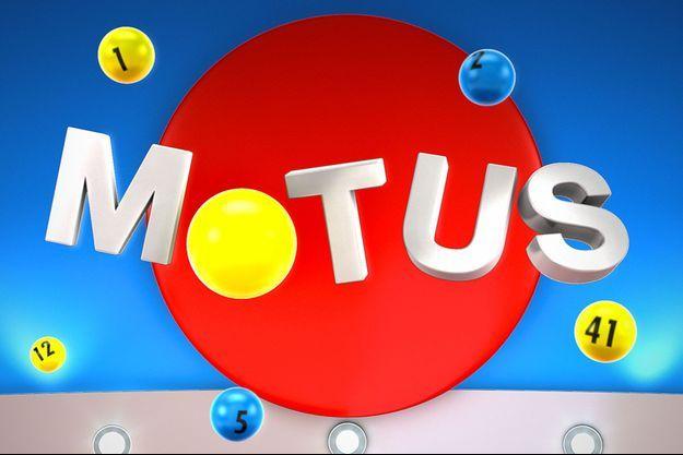 """Le logo de """"Motus""""."""