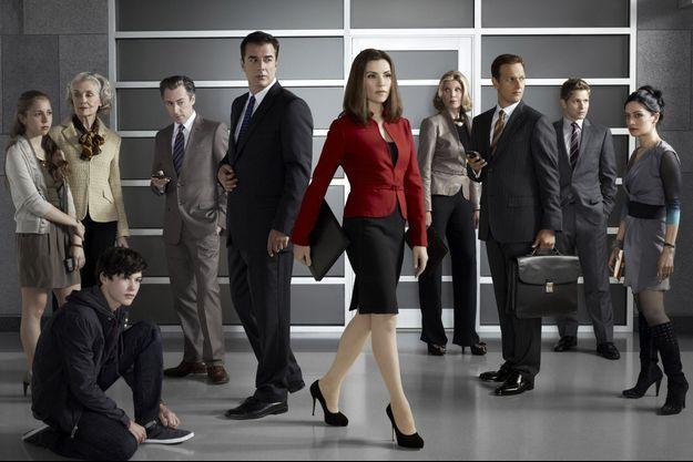 """Le casting de """"The Good Wife""""."""