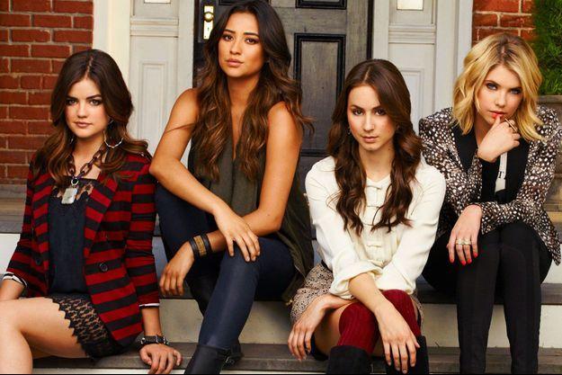 """Les actrices de """"Pretty Little Liars"""" ont fait leurs adieux à la série."""
