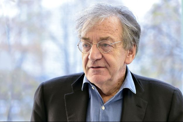 Alain Finkielkraut en 2018.