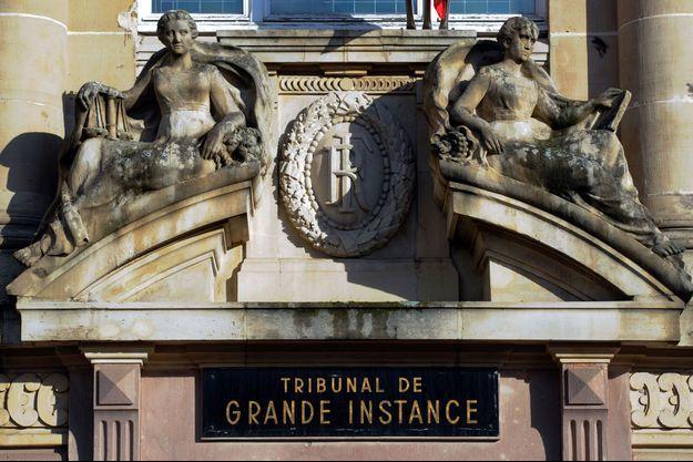 Le tribunal de Grande Instance de Belfort (Image d'illustration).