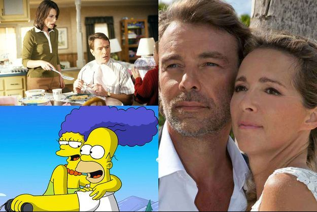 Lois et Hal, Marge et Homer, Nicolas et Hélène, quel couple de séries sera votre favori?