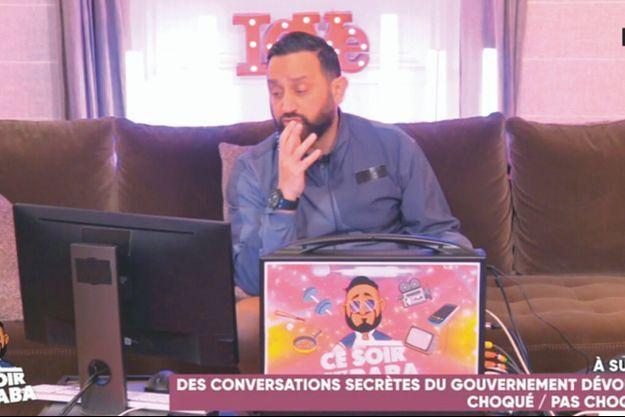 """""""Quotidien""""/""""TPMP"""" : les talk-shows à l'heure du confinement"""