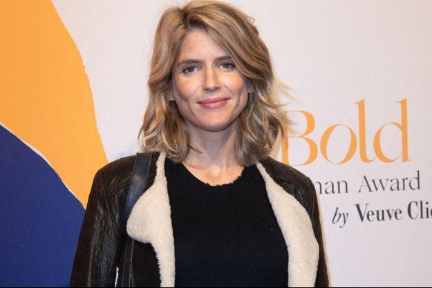 Alice Taglioni en novembre 2019.