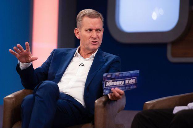 Jeremy Kyle, présentateur du talk-show.