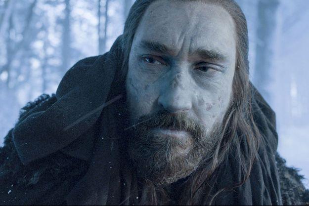 "Joseph Mawle dans ""Game of Thrones""."