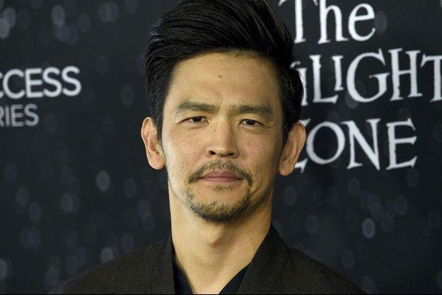 John Cho en mars 2019, à Los Angeles.