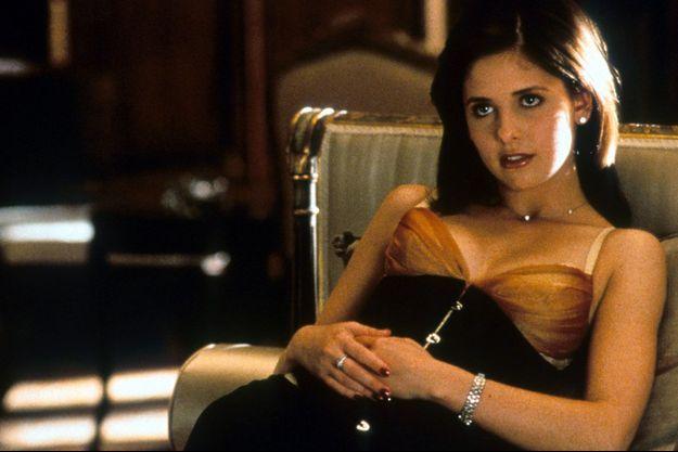 "Sarah Michelle Gellar dans ""Sexe Intentions""."