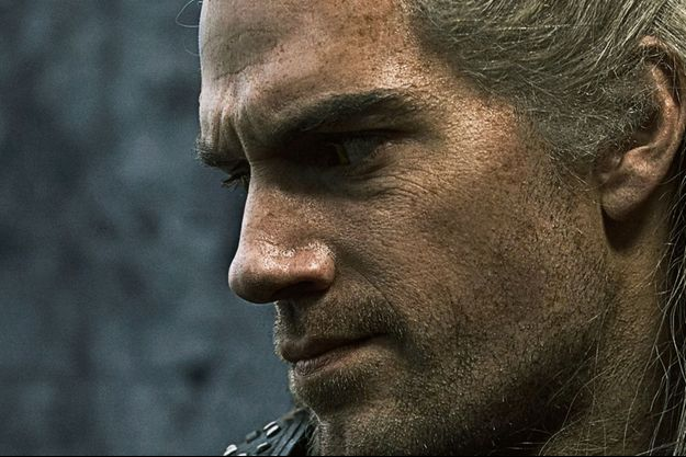 Henry Cavill dans le rôle de Geralt de Riv.
