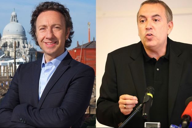 Stéphane Bern et Jean-Marc Morandini.