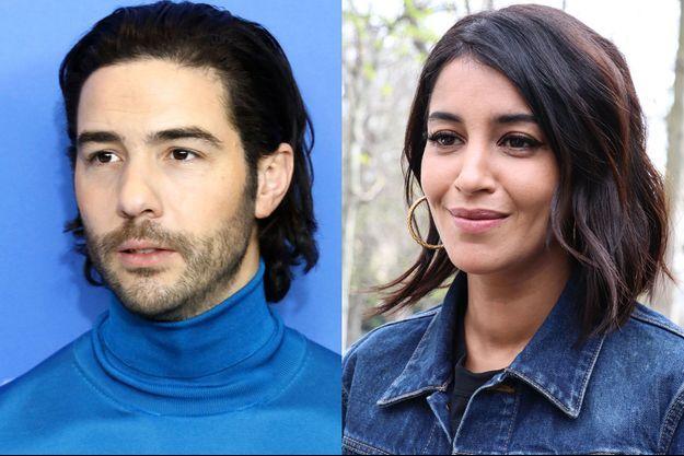 Tahar Rahim et Leïla Bekhti.