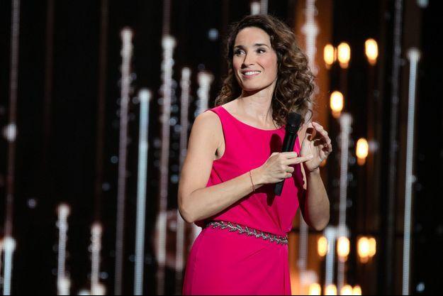 Marie-Sophie Lacarrau, ici lors des Molières en juin.