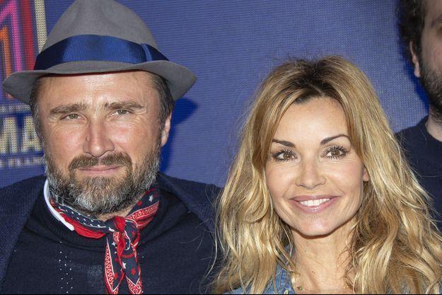 """Ingrid Chauvin et Alexandre Brasseur, stars de """"Demain nous appartient""""."""
