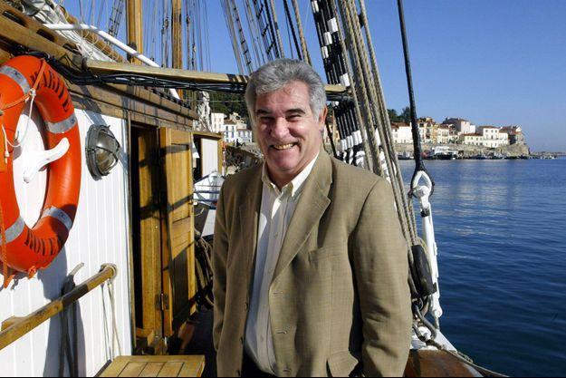 Georges Pernoud en 2005.