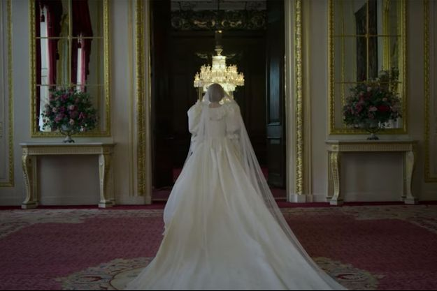 """Emma Corrin dans la saison 4 de """"The Crown""""."""